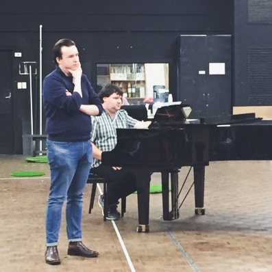 Macintyre Howie-Reeves - State Opera Winter School 2019