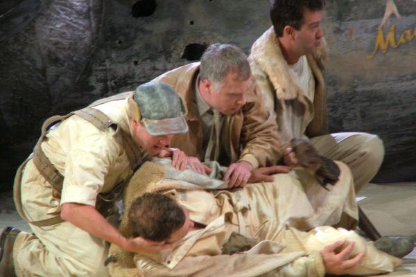 Madeline-Lee-Stage-rehearsals-2004-Opera-Australia